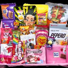 Я – Сладкий XXL. Большой набор из 25 сладостей.