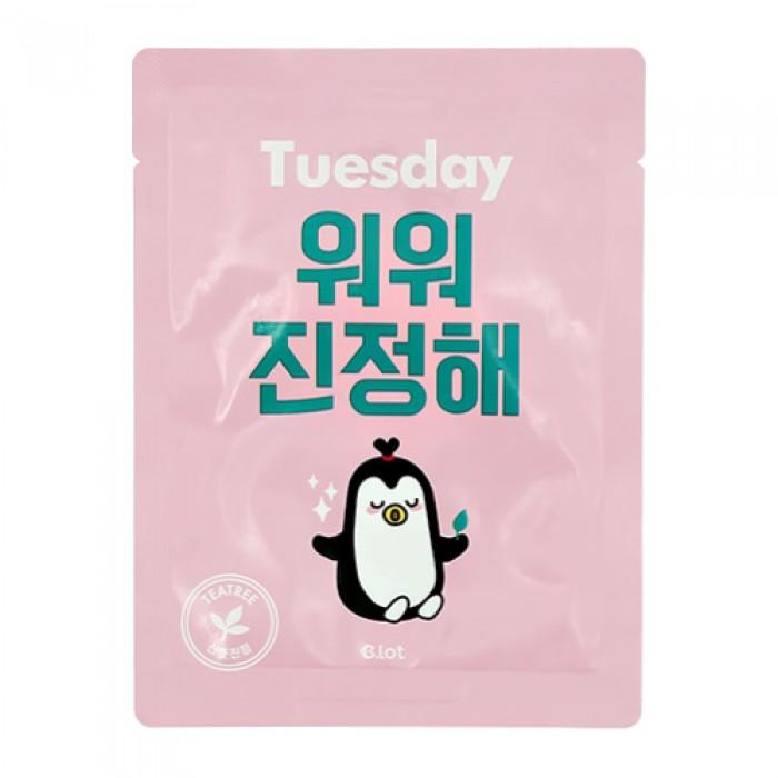 Маска B.LOT (Корея) купить