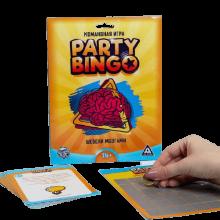 Party Bingo. Мозговой Штурм