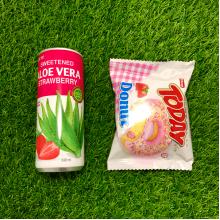 Aloe + Donut