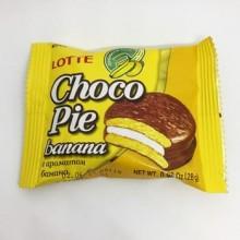 Choco pie Банан