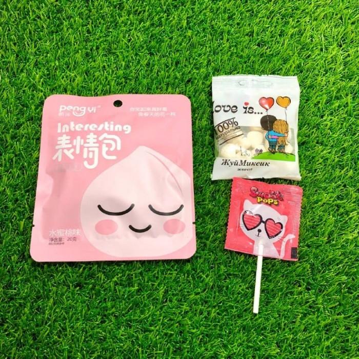 Peng YI + Love is + Sweet Pop купить