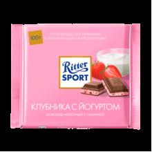 Ritter Sport Клубника (Германия)