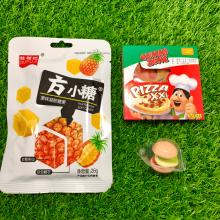 Dufuji+ Pizza + Burger