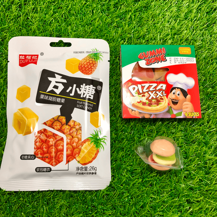 Dufuji+ Pizza + Burger купить