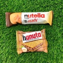 Hanuta + Nutella